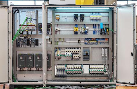 architettura elettro elettronica